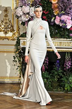 Alexis Mabille Haute Couture Fall-Winter 2013-2014, look 18.