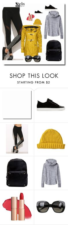 """BEZ NASLOVA# 059"" by anita-247 ❤ liked on Polyvore featuring Lanvin, Lowie, Madden Girl, Athleta and Bottega Veneta"