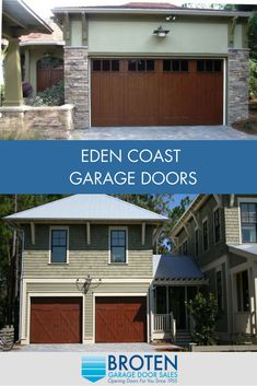 Eden Coast Garage Doors Door S Curb Eal Florida Home