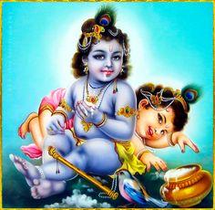 Krishna Lila, Little Krishna, Krishna Hindu, Cute Krishna, Radha Krishna Images, Lord Krishna Images, Radha Krishna Photo, Krishna Pictures, Krishna Mantra