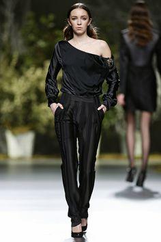 Ion Fiz - Madrid Fashion Week O/I 2014-2015 #mbfwm
