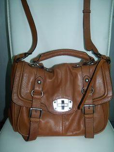 My newest love, Clarks satchel.