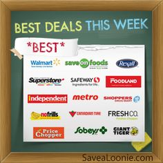 Loonie or Less Deals – March 20th – 26th 2015