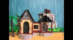 Wise and Foolish Builders LEGO!!! Luke will love this!