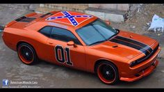 #General Lee paint job #Dukes of hazzard