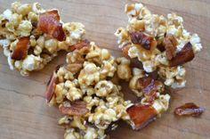 Maple Bacon Caramel Corn