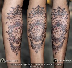 fcc298b6d1b3 Tattoo By Jigs At 777 Tattoo   Nail Art Studio