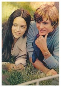 belaquadros:    Olivia Hussey and Leonard Whiting