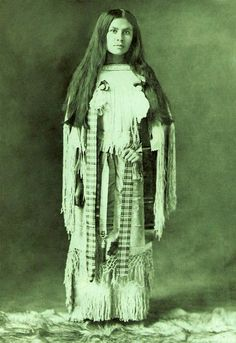 WANADA , DAUGHTER OF QUANAH PARKER