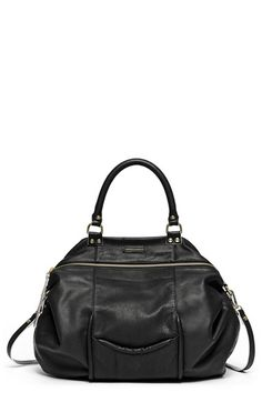 Hayden-Harnett 'All Day' Leather Satchel | Nordstrom