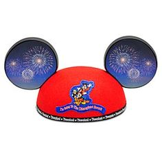 Disneyland Mickey Mouse Ear Hat