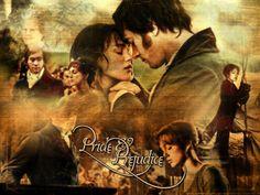 Jane Austen, Pride & Predjudice - An absolute favorite!
