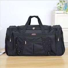 c9dbd2a6b8 65L Super Big Capacity Training Bag For Fitness Outdoor Sports Single  Shouler Gym Bags Multifunction Exercise Bag For Men Women-in Training Bags  from Sports ...