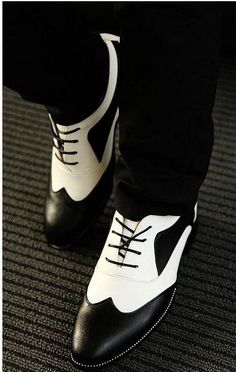 Image result for two tone vass shoes black white
