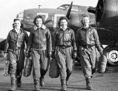 Women flyers WW2
