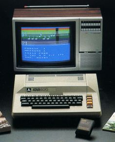 Atari 800 my grandpa had this forever and just got rid of it. Does anyone know where to get one?