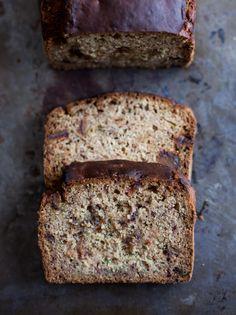 Gluten Free, Vegan Zucchini Date Bread | Choosing Raw – vegan and raw recipes