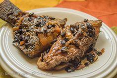 Tilapia With Fermented Salted Black Beans (Tinawsihang Tilapia)