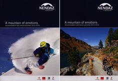 https://flic.kr/p/FbySB7 | Nendaz - A mountain of emotions, Accommodation and leisure activities 2015-2016; Wallis Valais, Switzerland | tourism travel brochure | by worldtravellib World Travel library