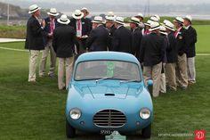 1953 Fiat 500 Bizzarrini Macchinetta Berlinetta