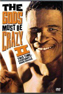 The Gods Must Be Crazy II / HU DVD 2195 / http://catalog.wrlc.org/cgi-bin/Pwebrecon.cgi?BBID=6684166