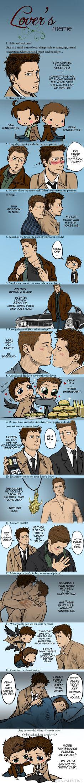 Castiel - Lover's Meme by *DeanGrayson on deviantART