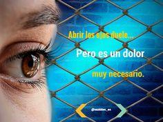 #motivación Abre los ojos... #bienestar #emociones