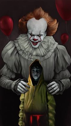 Some more Pennywise art for your day. Who doesn't love this hilarious psychotic clown ay Scary Movies, Horror Movies, Scary Photos, Scary Wallpaper, Wallpaper Wallpapers, Es Der Clown, Horror Drawing, It The Clown Movie, Pennywise The Dancing Clown