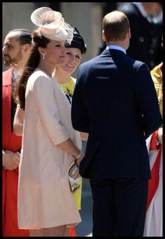 Zara Phillips Photos - British Royals Leave Westminster Abbey - Zimbio