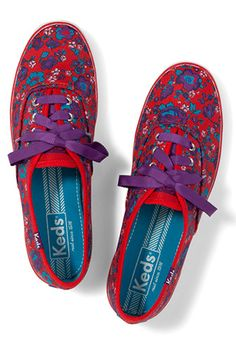 Kick Off Those Heels, And Slip Into These Super-Comfy Keds Instead #refinery29