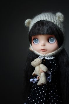 sammydoe custom blythes
