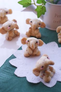Elephant cookie - I want to adopt one! Cute Food, Yummy Food, Finger Foods For Kids, Elephant Cookies, Cookie Time, Edible Food, How To Eat Better, Japanese Sweets, Oreos