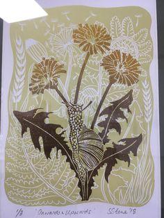 Onwards & Upwards Linocut Prints, Moose Art, Artwork, Animals, Work Of Art, Animaux, Animal, Animales, Animais
