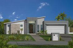 GJ Gardner Home Designs: Ridgeview 265 Facade Option 1. Visit www.localbuilders.com.au/builders_south_australia.htm to find your ideal home design in South Australia