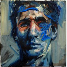 Aquamarine blue as the underground color...interesting. by Andrew Salgado