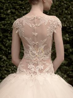 PU-9454-Lana Custom Made Designer Like St. Pucchi 2014 Couture Collection Wedding Dress 9454 Lana