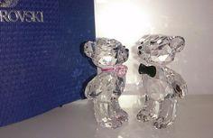 SWAROVSKI ORSO KRIS Kris Bear The First Kiss il primo bacio 1114098 AP 2013   eBay
