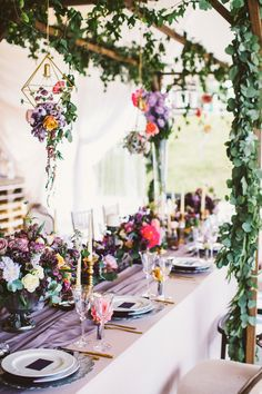 20 Best Hanging Gardens At Weddings Images Wedding Decorations
