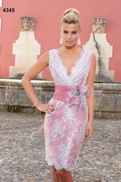 The FashionBrides is the largest online directory dedicated to bridal designers and wedding gowns. Find the gown you always dreamed for a fairy tale wedding. Casual Cocktail Dress, Cocktail Gowns, Mother Of Bride Outfits, Mother Of Groom Dresses, Buy Dress, Pink Dress, Lace Dress, Bridesmaid Dresses, Prom Dresses