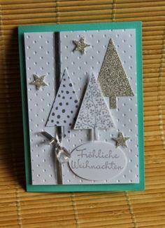 Workshop Weihnachtskarten, Stampin Up