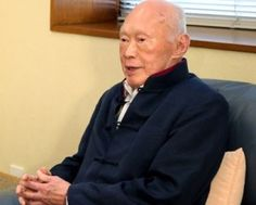 Interviewing Lee Kuan Yew - The Independent