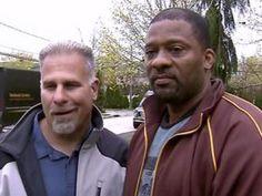 Long Island Man Reunited With Good Samaritan Who Rescued Him From Creek