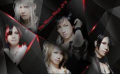 #japan #j-rock #visukei #THEMICROHEAD4N'S