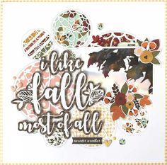 Free Cut File Tuesday with Nicole Nowosad!   Scrapbook & Cards Today magazine