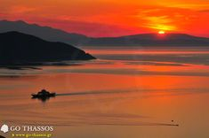 Λιμένας   Go ΘΑΣΟΣ Wow 3, Good Morning, Sailing, Greece, Relax, News 2, Romantic, Sky, Mountains