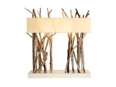 Candeeiro de mesa de madeira JINKOH by Bleu Nature   design Bastien Taillard, Frank Lefebvre