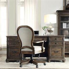 Riverside Belmeade Executive Desk