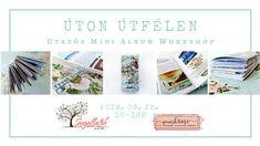utazós album Workshop, Scrapbook, Album, Decor, Atelier, Decoration, Work Shop Garage, Scrapbooking, Decorating