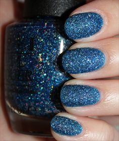 OPI Get Your Number (from the Mariah Carey Collection - Liquid Sand finish)