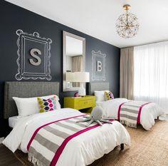 Interior Marketing Group | Flatiron Penthouse - Youth Bedroom imgnyc.com